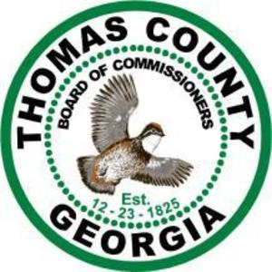 300x300 Logo, in Thomas County, Georgia, by Board of Commissioners, 6 December 2014