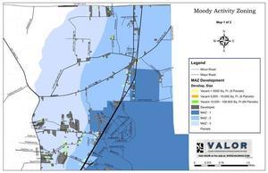 Non-Conforming Lots, MAZ Map, 2015-11-03 (1 of 2: New Bethel Road)
