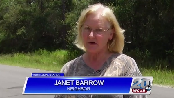 Janet Barrow of Marion County