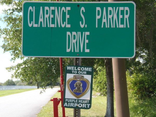 Clarence S. Parker Drive