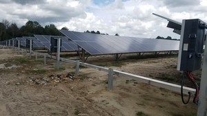 300x169 Trash and solar panels, in Valdosta Solar Power on Val Tech Road, by John S. Quarterman, 1 September 2017