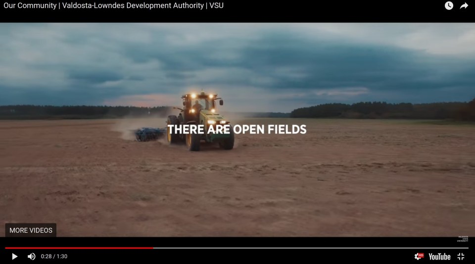 2552x1416 Fields, Video, in onevaldostalowndes.com, by VLDA, 5 April 2018