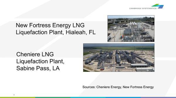 [New Fortress Energy LNG Liquefaction Plant, Hialeah, FL]