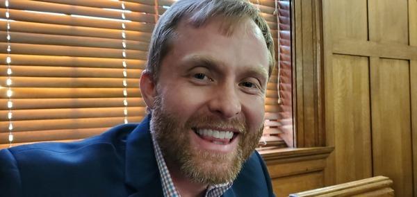 [Charles White, staffer for GA Sen. Perdue]