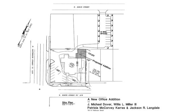 [Parking Site Plan]