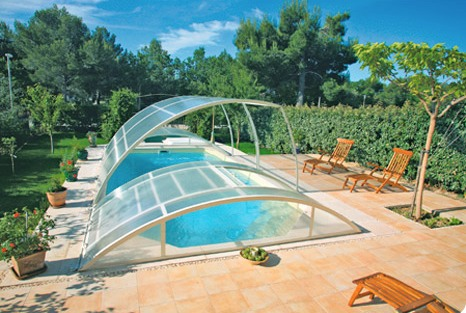 Abri de piscine Abrideal