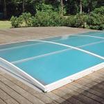 abri piscine relevable primo abrideal