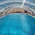 Abri piscine Madrid de Bel Abri