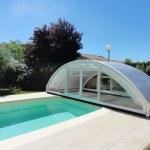 Abri de piscine Madrid Bel Abri