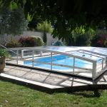 Abri piscine Athènes de Bel Abri
