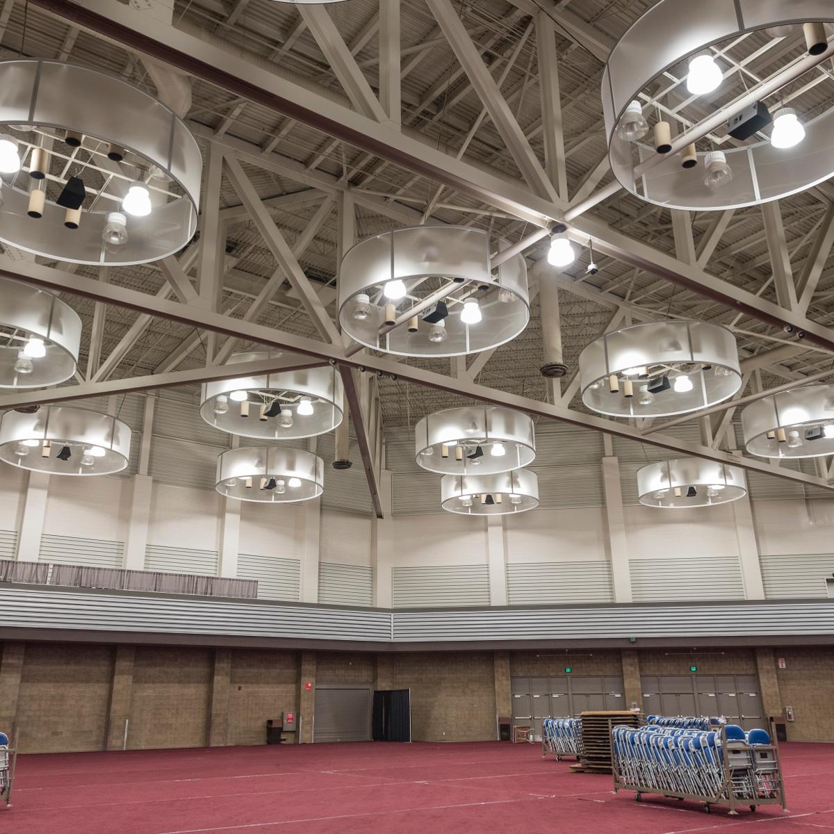 Allen County War Memorial Coliseum Expo Center  LA