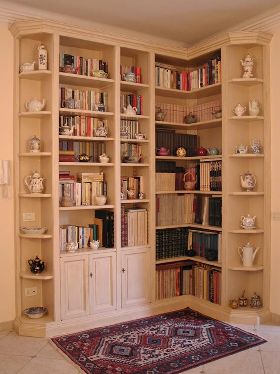 Librerie e scaffali in legno  LArte del Legno
