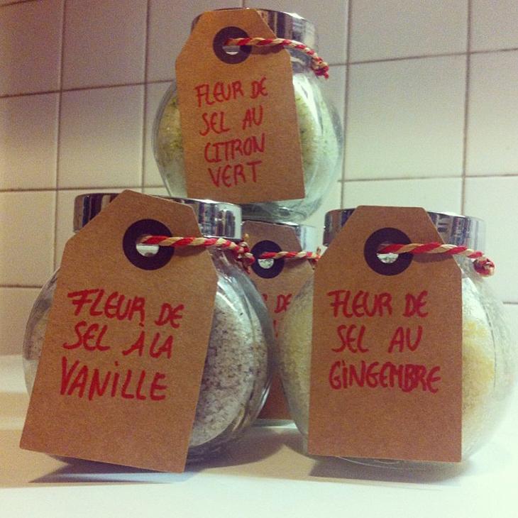 Diy Des Cadeaux Gourmands Lautruche Nantaise