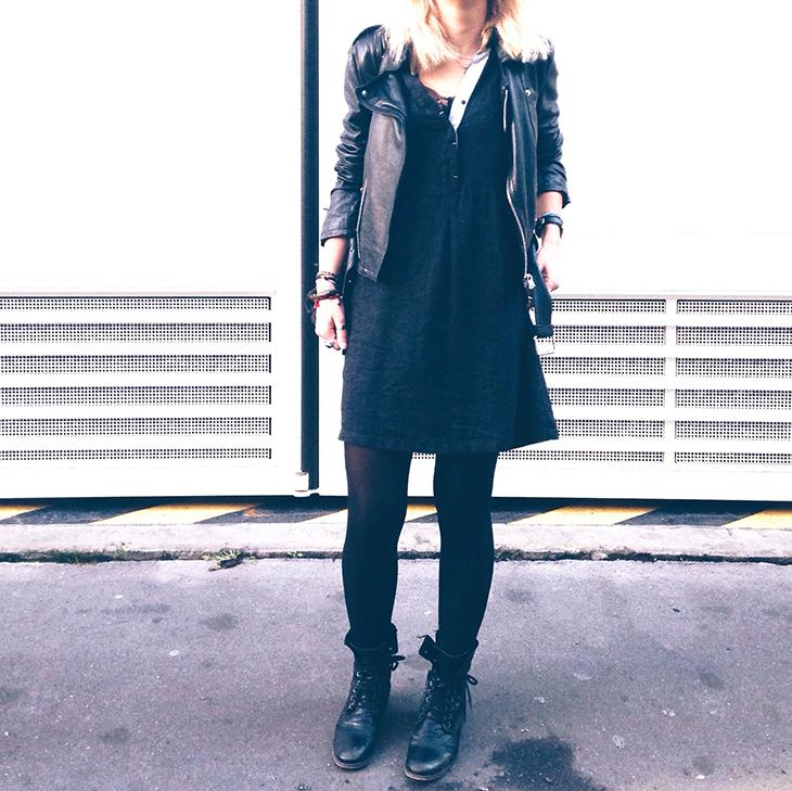 5_look_blog_mode_perfecto_cuir_vintage_robe_zara_boots_coco_abricot