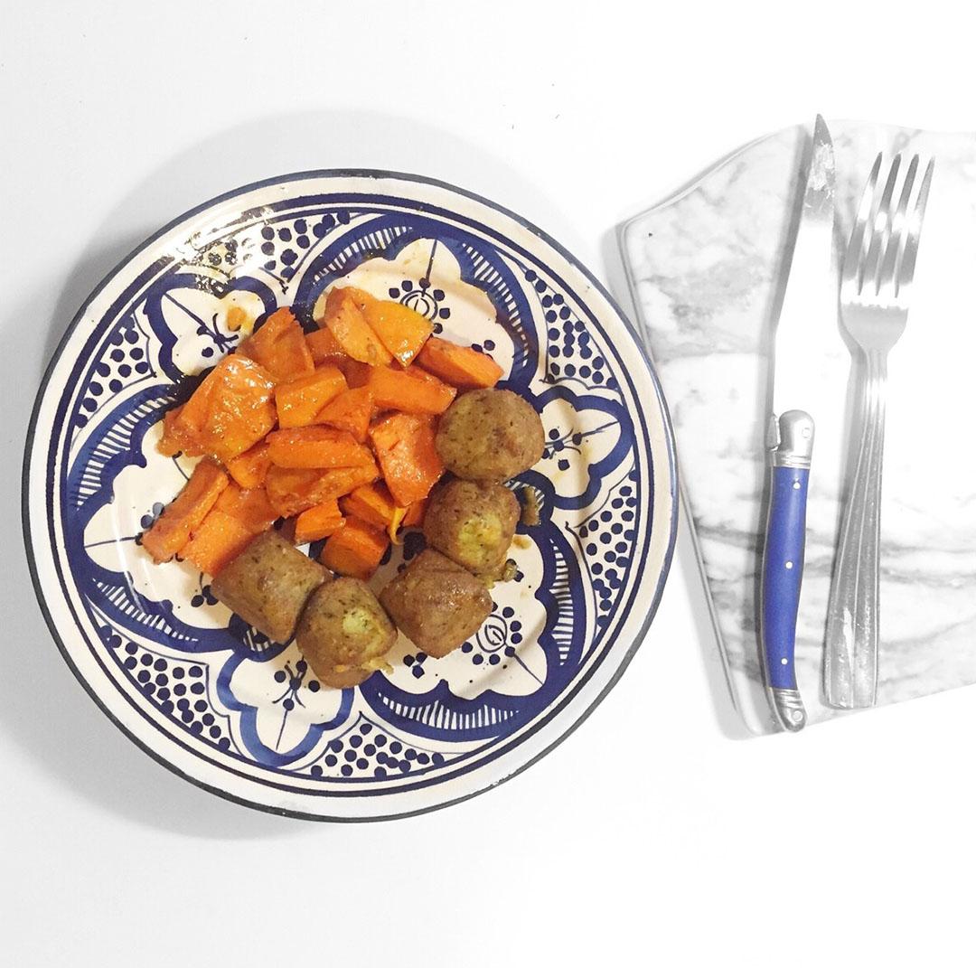 idee_plat_vegetarien_butternut_rotie_falafel