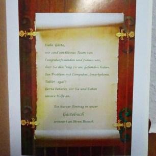 Gästebuch (4)