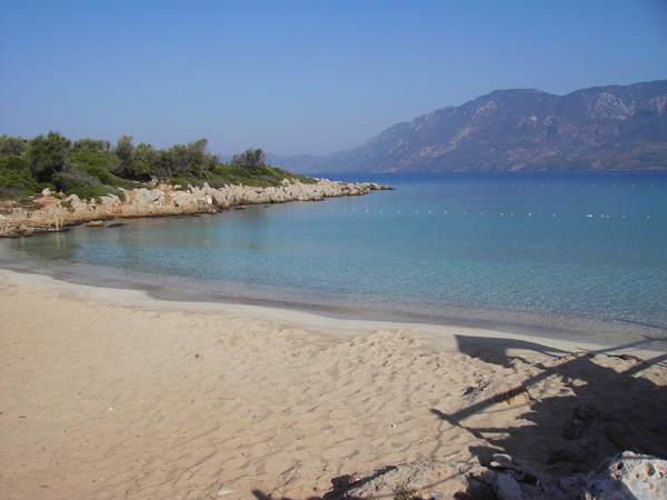 Come si protegge la spiaggia in Turchia