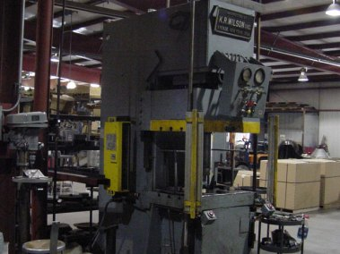 L & S Industries | Metal spinning