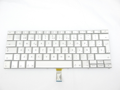 90% NEW Spanish Keyboard for Macbook Pro 17