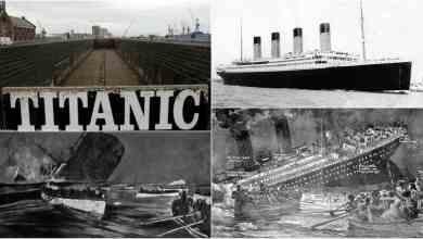 السبب الحقيقي وراء غرق تيتانيك
