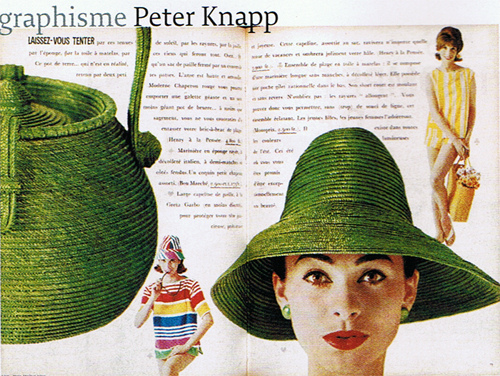 Peter Knapp work