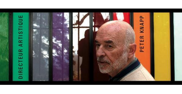 Art director Peter Knapp