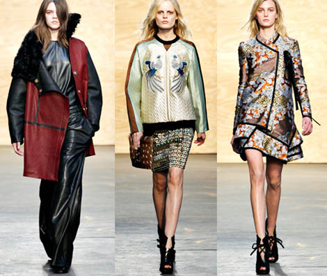 proenza schouler collection 2013