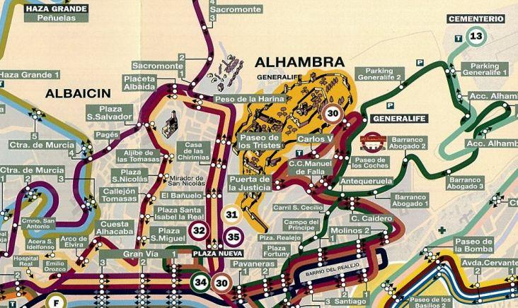 anuncios árabe azotar en Granada