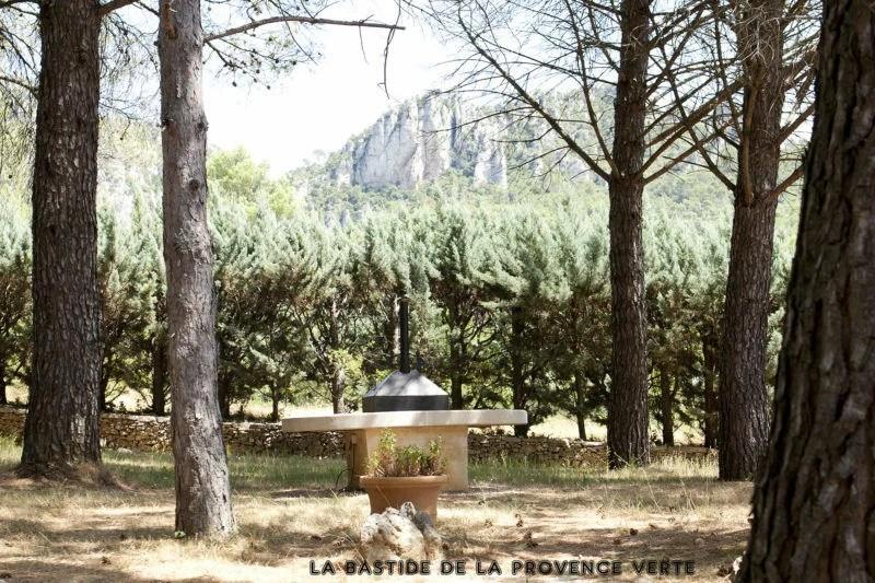 séjour romantique dans le var bastide de la provence Verte