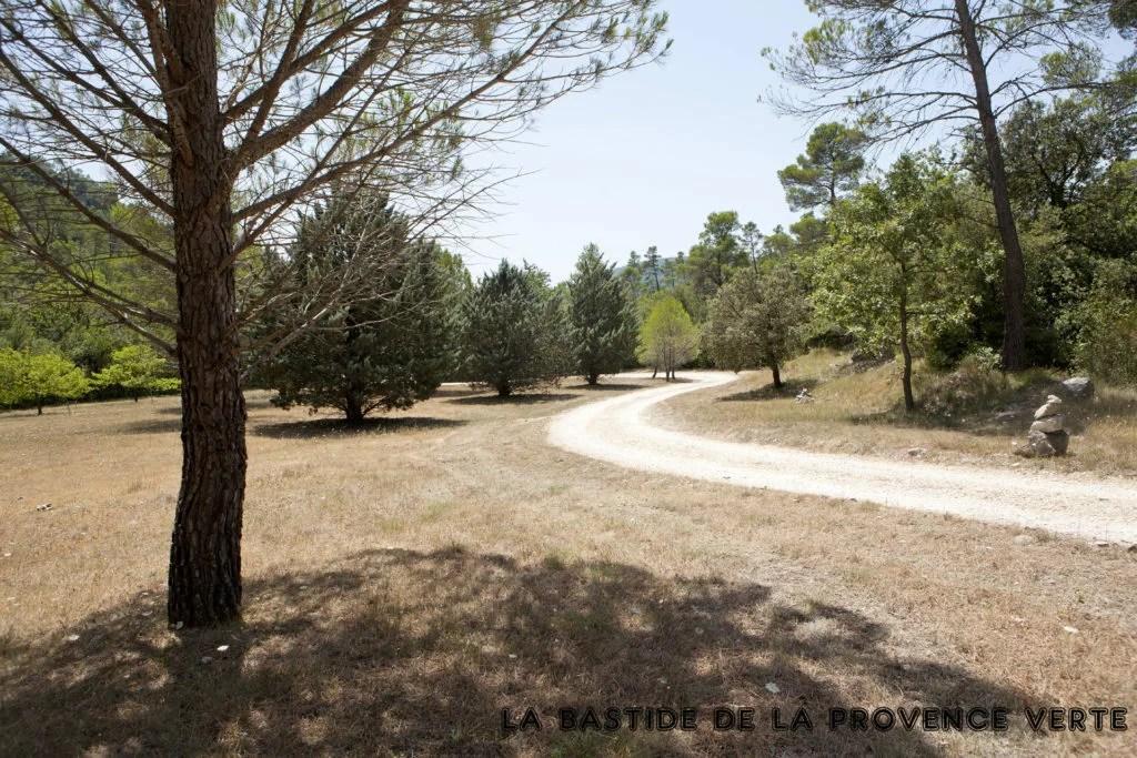 Maison romantique d'hotes bastide de la Provence Verte