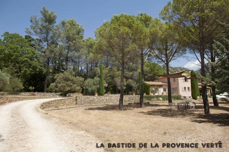 decouverte domaine viticole vin de Provence chambre hôte