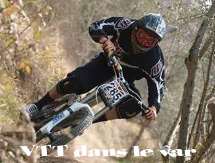 mountain bike in France