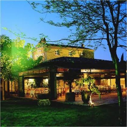 restaurant in the var