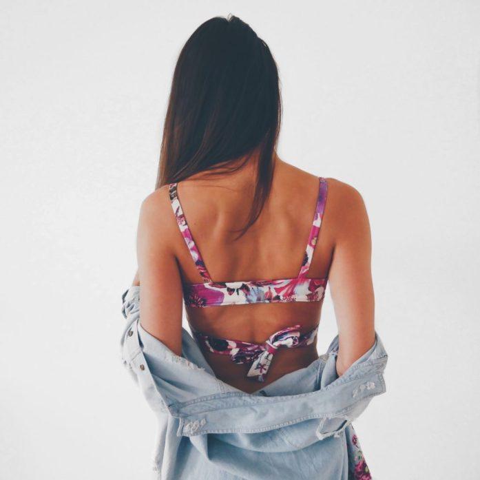 Bralette nähen Fashionmakery