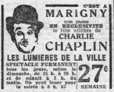 La Semaine de Paris du 09 octobre 1936