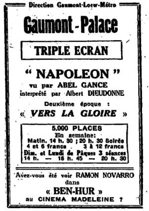 La Semaine de Paris du 06 mai 1928