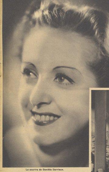 Daniele Darrieux (Pour Vous 30.05.1935)