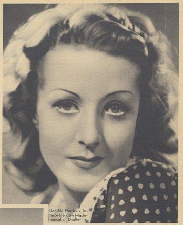 Danielle Darrieux (Pour Vous 30.01.1936)