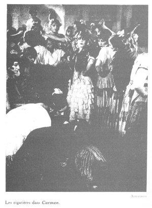 Carmen de Jacques Feyder dans La Revue du Cinéma (1930)