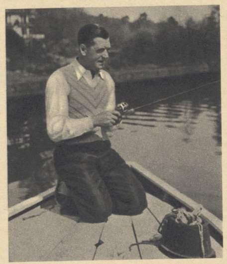 Albert Préjean (Pour Vous 1935)