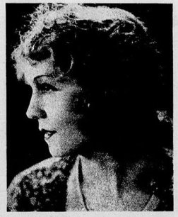 Florelle dans Cinéa 1932