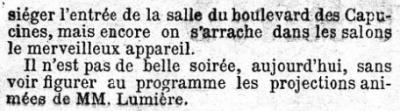 Le Gaulois du 09 mars 1896