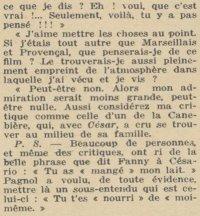 Pour Vous daté du 31 décembre 1936