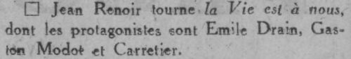 Comoedia du 16 mars 1936