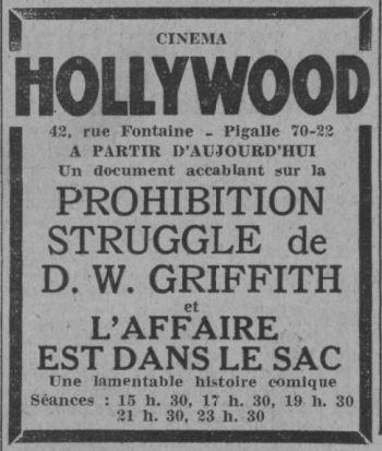 Paris-Soir du 25 novembre 1932