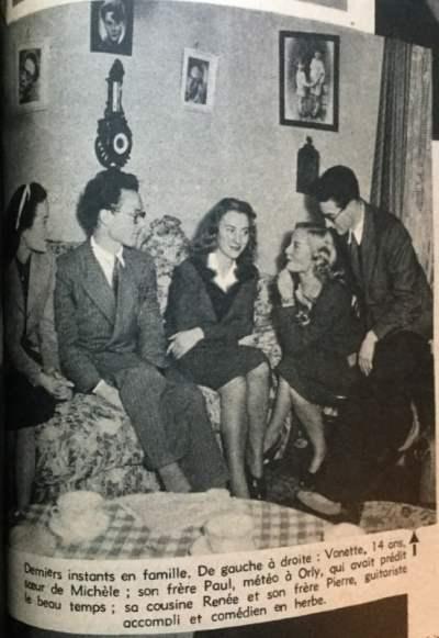 Cinémonde 05 novembre 1946