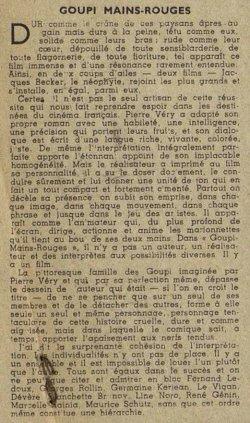Ciné-Mondial du 23 Avril 1943