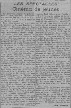 Le Journal du 11 juin 1943