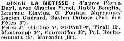La Semaine à Paris du 19 août 1932