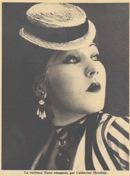 paru dans Pour Vous du10 Août 1933